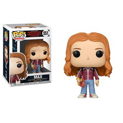 Stranger Things Max Funko Pop Vinyl Figure