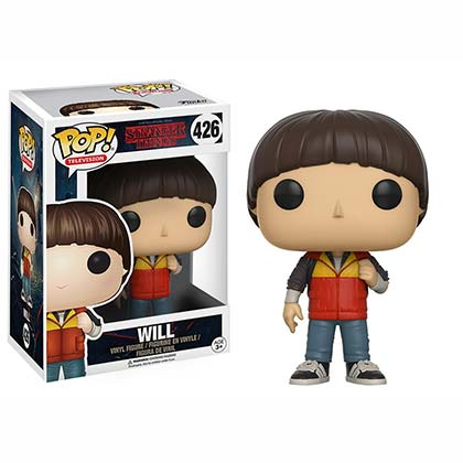 Stranger Things Will Funko Pop Vinyl Figure