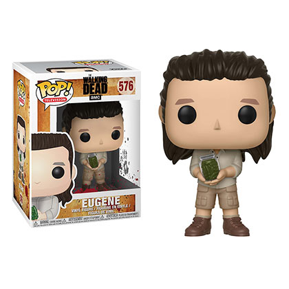 Walking Dead Eugene Funko Pop Vinyl Figure