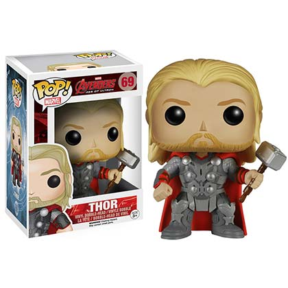 Funko Pop Avengers Thor Bobble Head