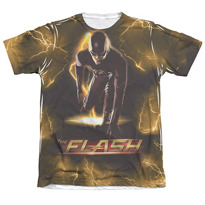 The Flash Bolt Sublimation T-Shirt