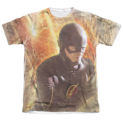 The Flash Town Sublimation T-Shirt