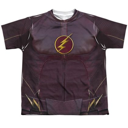 The Flash Uniform Youth Costume Tee