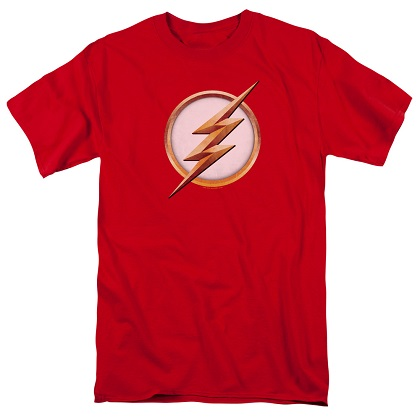 The Flash Season 4 Logo Red Tshirt