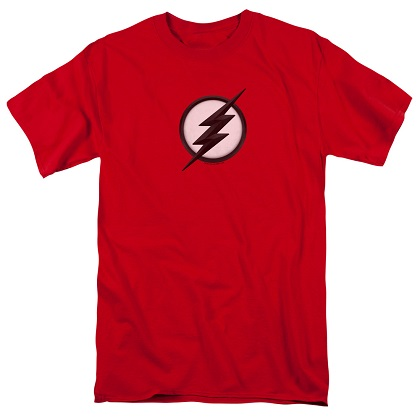 The Flash Jesse Quick Logo Tshirt
