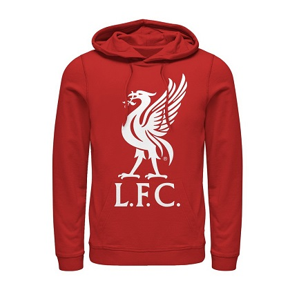 Liverpool Football Club Red Hoodie