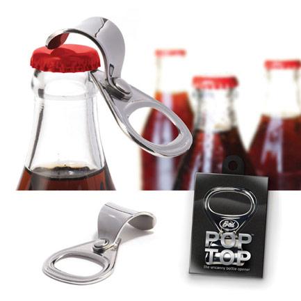 pop top bottle opener. Black Bedroom Furniture Sets. Home Design Ideas