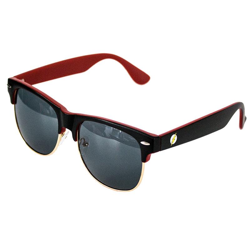 The Flash Black Sunglasses