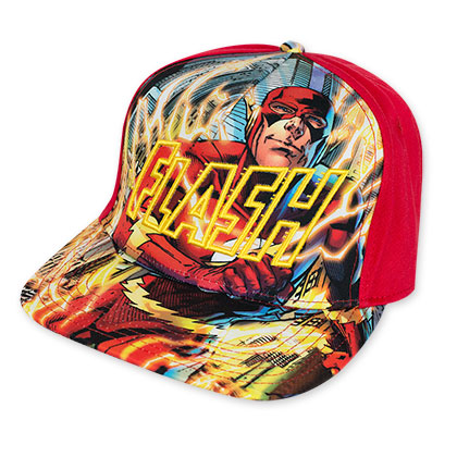 The Flash Snapback Sublimated Hat
