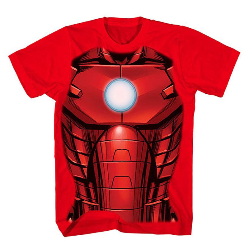 Iron Man Youth Costume Tee Shirt