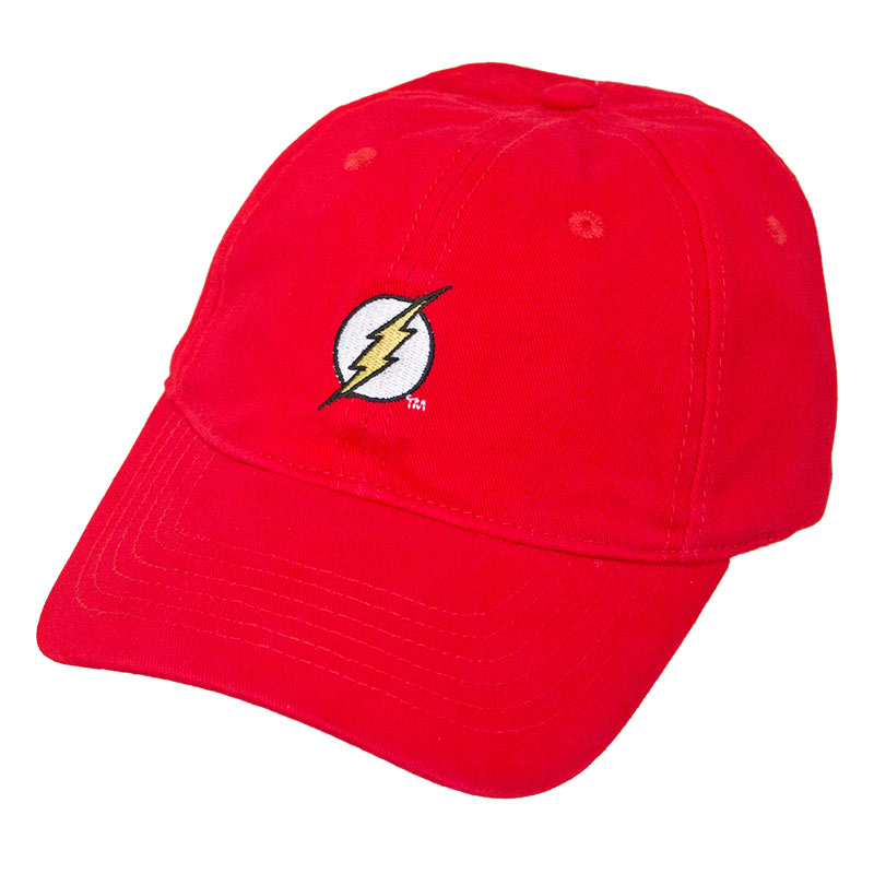 The Flash Red Dad Hat