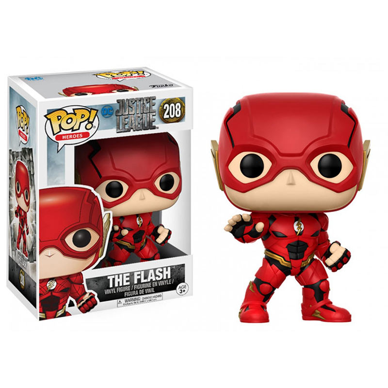 Justice League Funko Pop The Flash Vinyl Figure