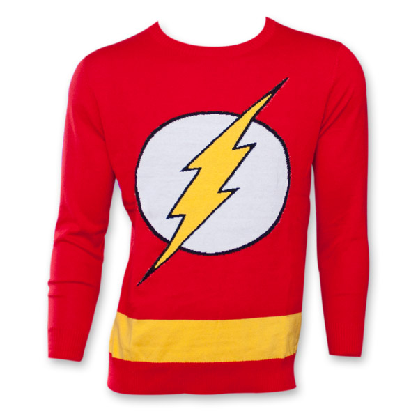 Flash Knitted Sweater