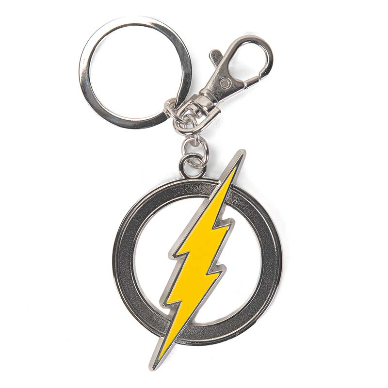 Flash Logo Keychain