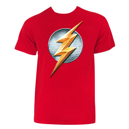 Justice League Men's Red Flash T-Shirt