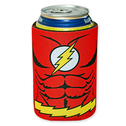 DC The Flash Can Koozie