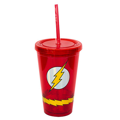 Flash Travel Glow In The Dark Plastic Cup