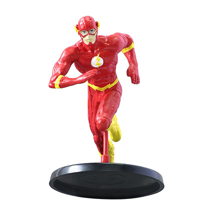 Flash Superhero Standing Figure