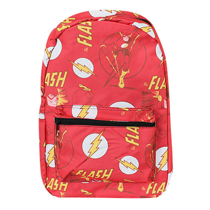 Flash Sublimated Red Backpack