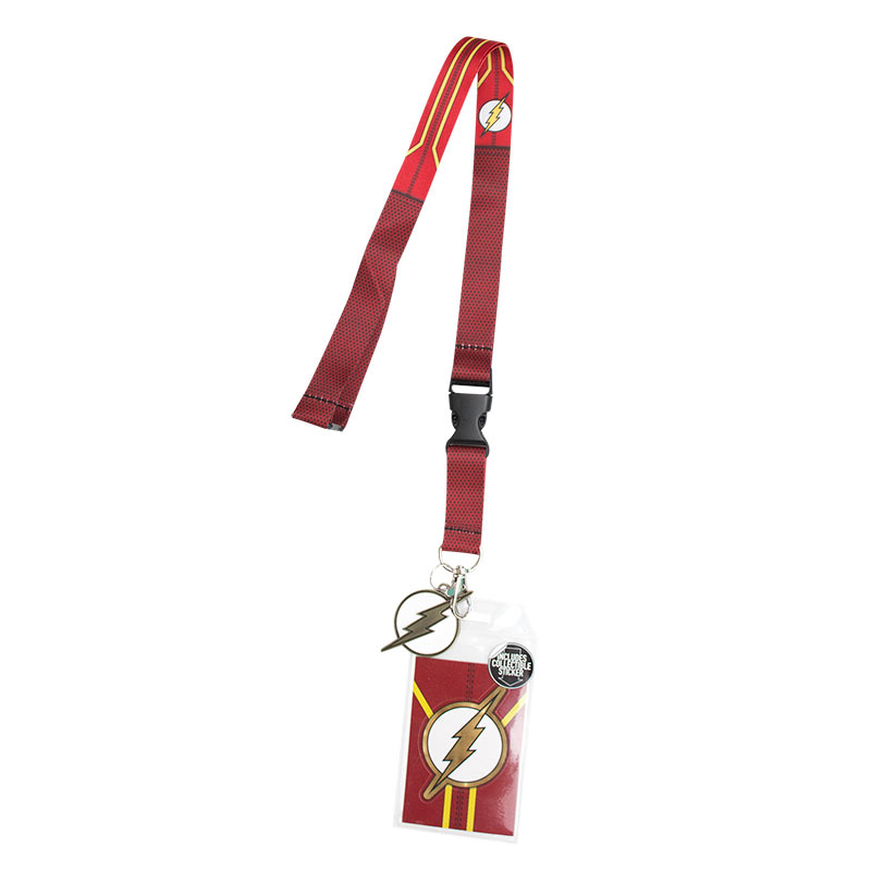 Flash Keychain Lanyard