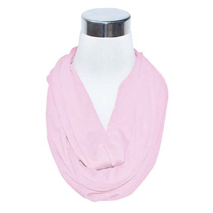 Pink Secret Flask Scarf