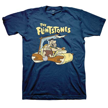 Flintstones Fred And Barney Tee Shirt