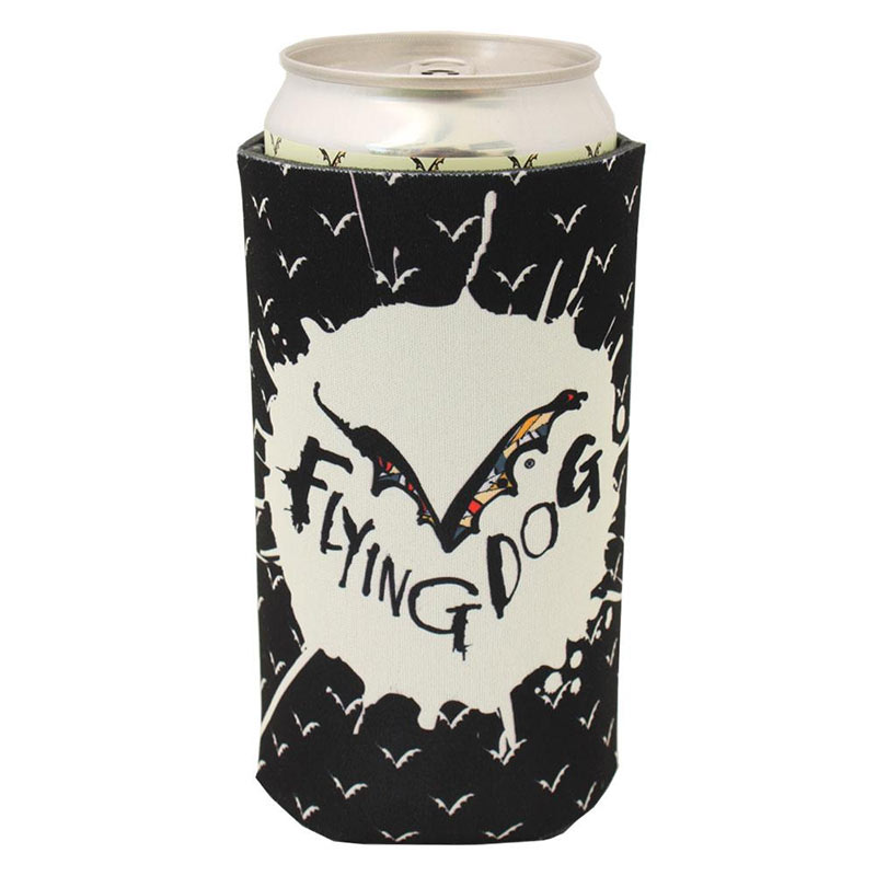 Flying Dog Black 32 Ounce Crowler Can Cooler