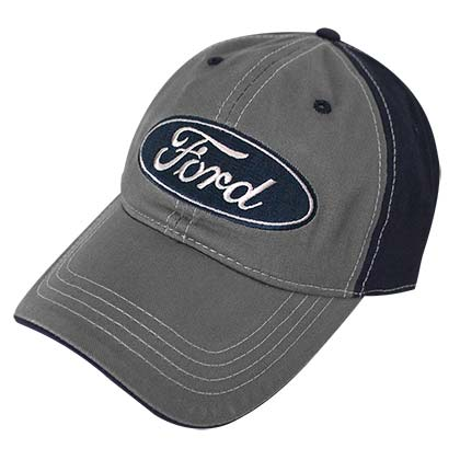 Ford Logo Grey Men's Hat