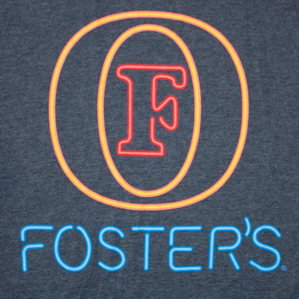 Foster's Beer Neon Sign TShirt