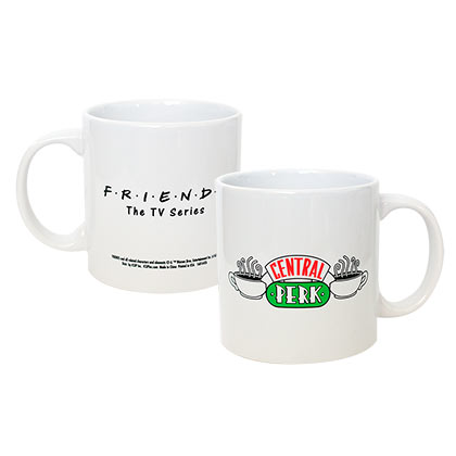 Friends Show Central Park 20oz Mug