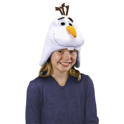 Frozen Olaf Winter Costume Youth Hat