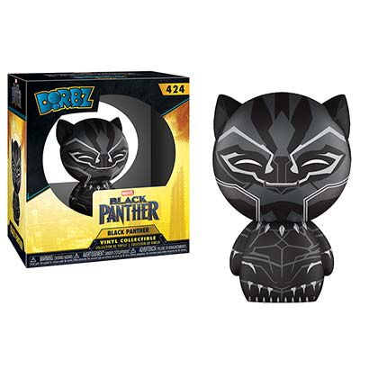 Black Panther Movie Funko Dorbz Vinyl Toy Figure