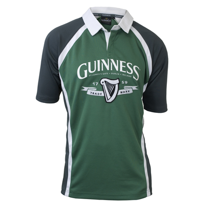 Guinness Ireland Performance Rugby Jersey