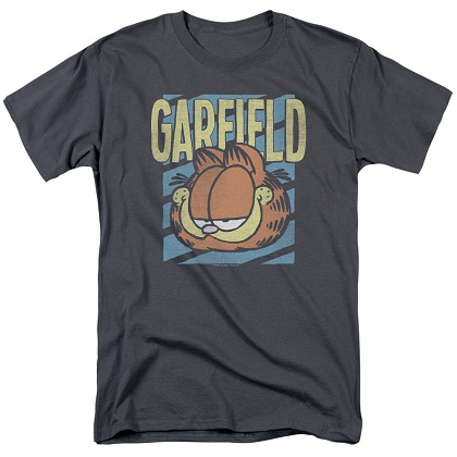 Garfield Portrait Tshirt