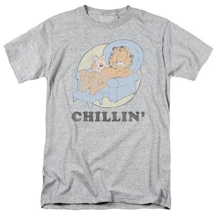 Garfield Chillin Tshirt