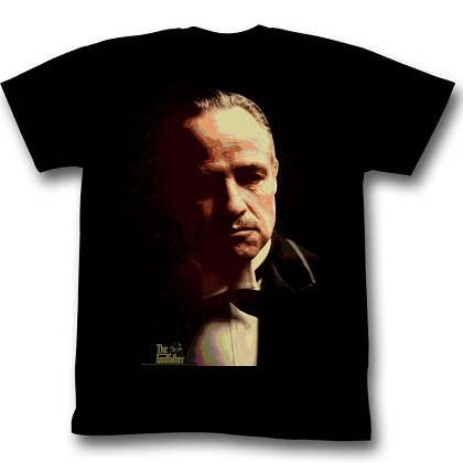 The Godfather The Don Tshirt