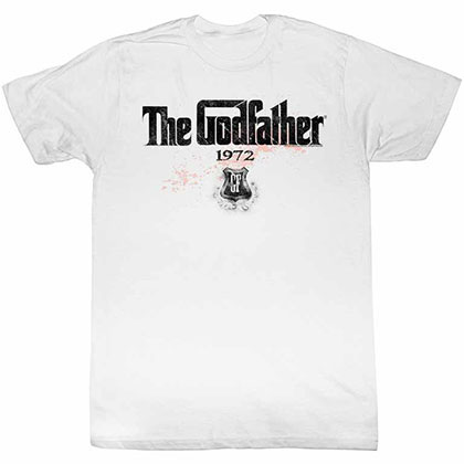 Godfather 1972 White TShirt