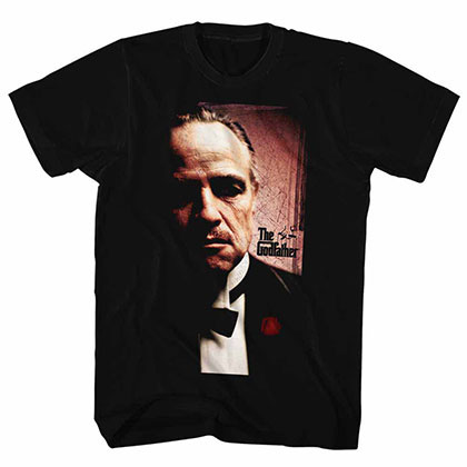 Godfather The Don Black TShirt