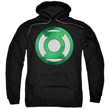 Green Lantern Classic Logo Men's Hoodie