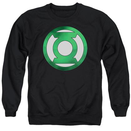 Green Lantern Logo Crewneck Sweatshirt