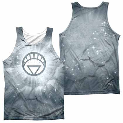Green Lantern Energy Sublimation Tank Top