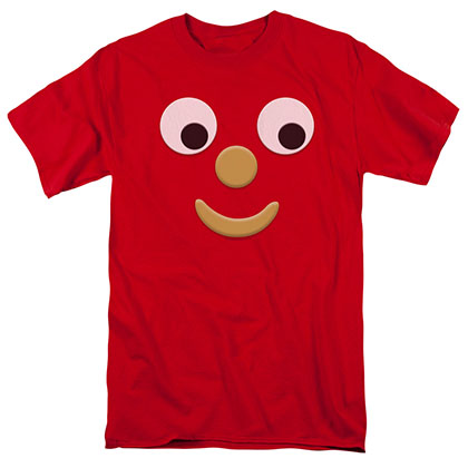 Gumby Blockhead J Red T-Shirt