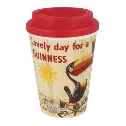 Guinness Toucan Travel Mug