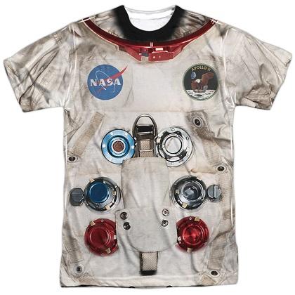 NASA Astronaut Costume Tshirt