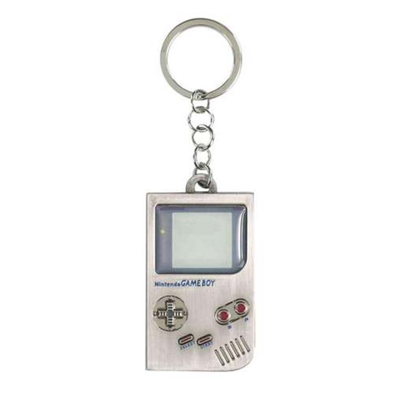 Nintendo Metal Gameboy Keychain