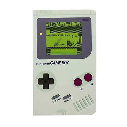 Nintendo Original Gameboy Notebook