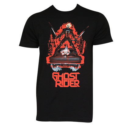 Ghost Rider Ghost Ride The Whip Tee Shirt