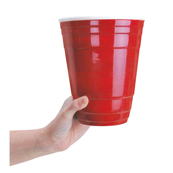 72 Ounce Red Solo Cup