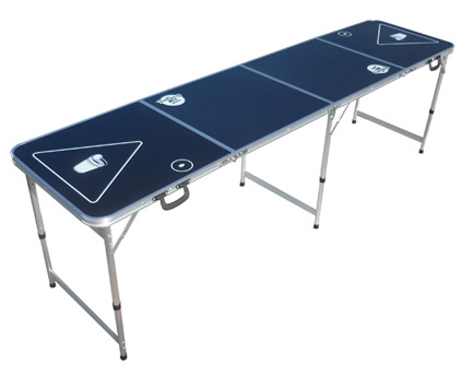 GoPong Portable 8' Beer Pong Table - (FREE SHIPPING)