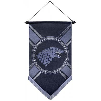 GAME OF THRONES STARK BANNER PLACEHOLDER